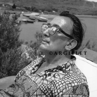 Photo ofSalvador Dali and Glasses 2