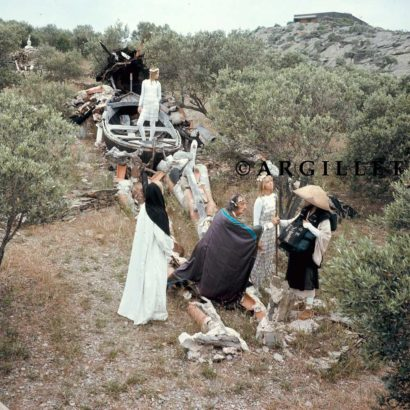 Photo Dali et les Hippies 27